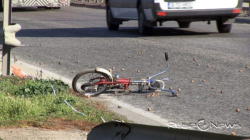 Пиян велосипедист