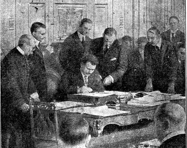 99 години от подписването