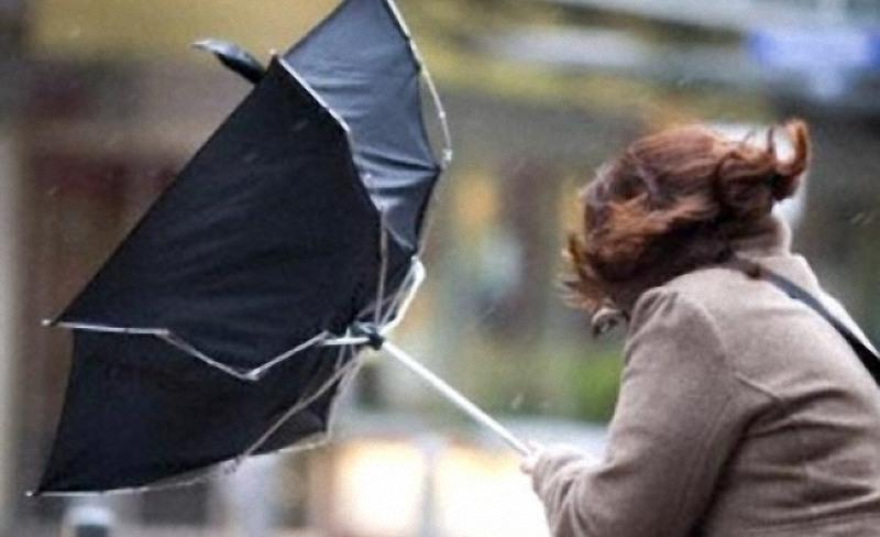 дъжд и силен вятър