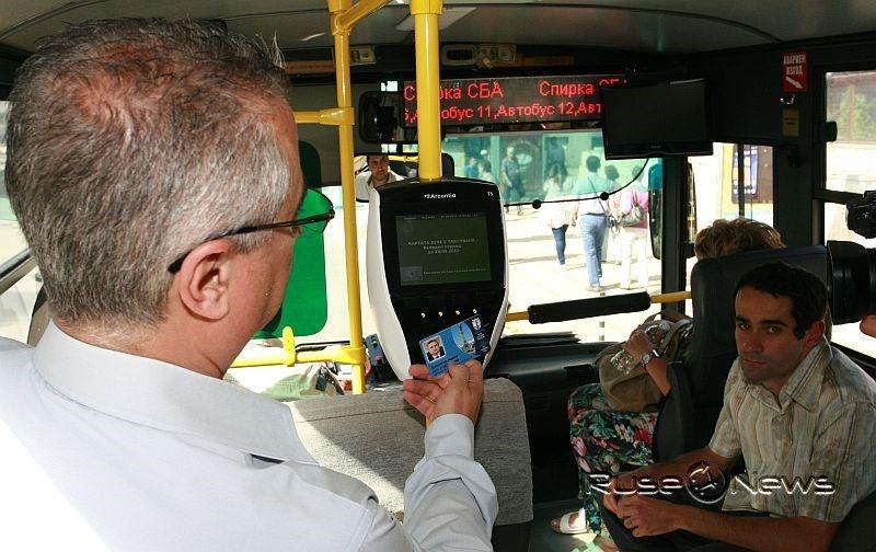 10 500 карти за електронно таксуване