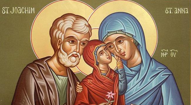 зачатието на Света Анна