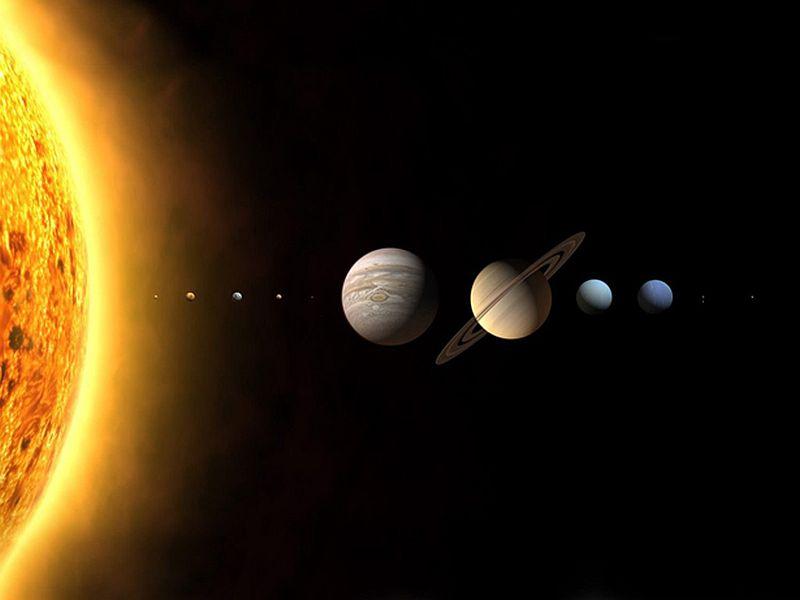 """""""Малък парад на планетите"""""""