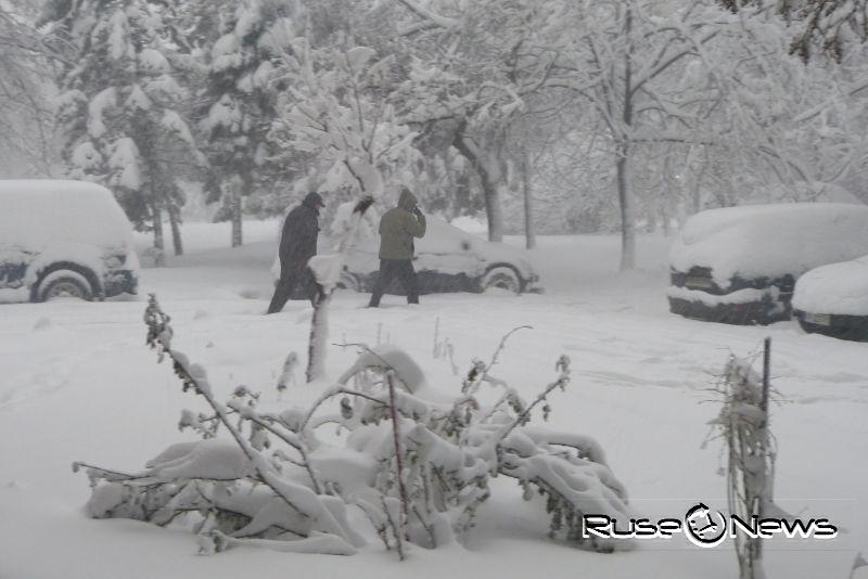 ЗТежка е ситуация в област Русе