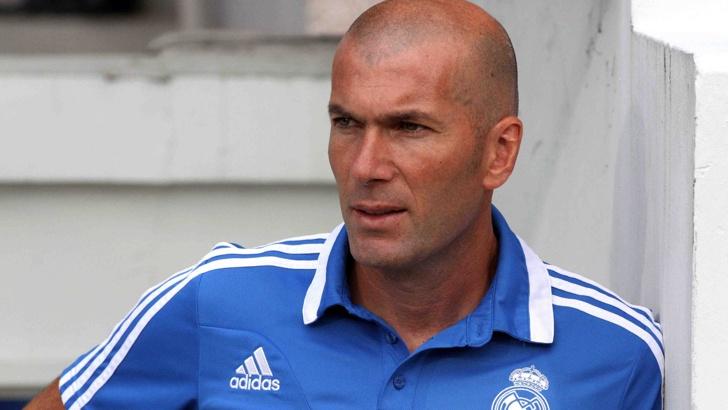 Треньорът на Реал (Мадрид) Зинедин Зидан изненадващо напусна поста си в