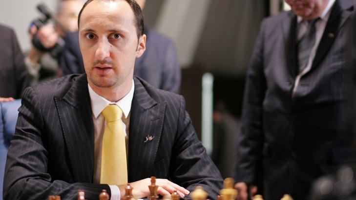 Веселин Топалов е обявен