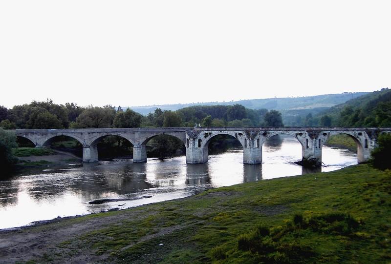 ремонт на моста на Колю Фичето