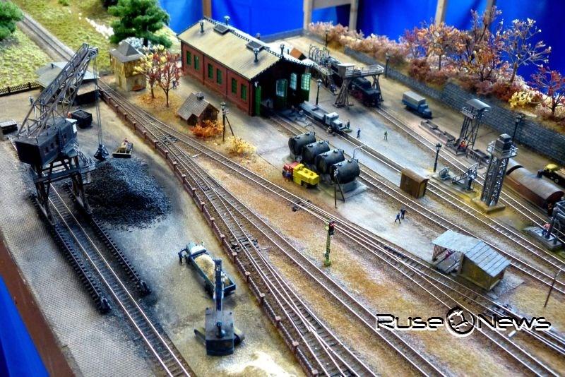 Международно изложение по железопътен моделизъм