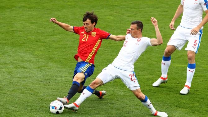 Euro 2016 Испания - Чехия