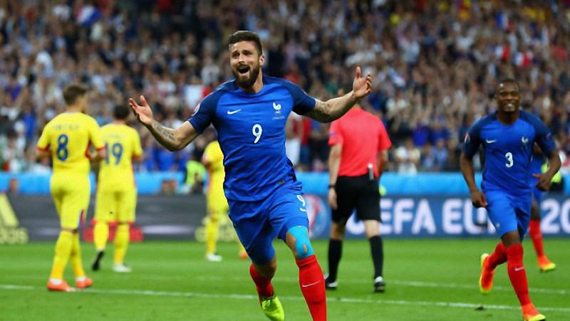 Евро 2016 Фпанция - Румъния