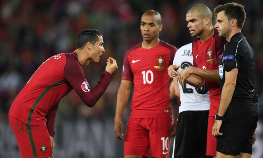 Роналдо разочарование