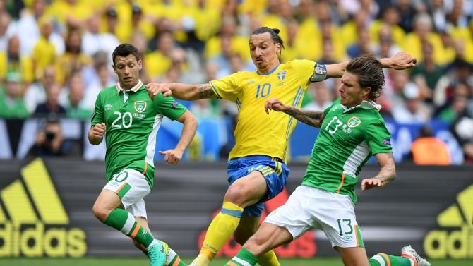 Евро 2016 - Швеция без удар във вратата