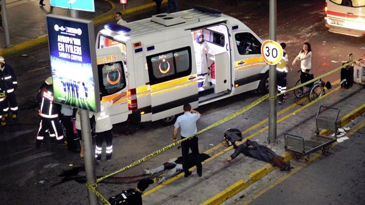 атентата в Истанбул