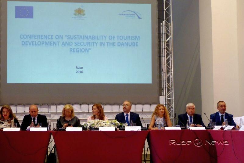 конференция бранд Дунав Русе, Гюргево