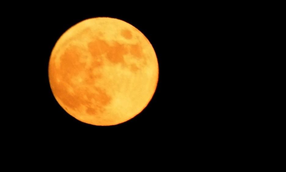 Наблюдаваме Супер луна