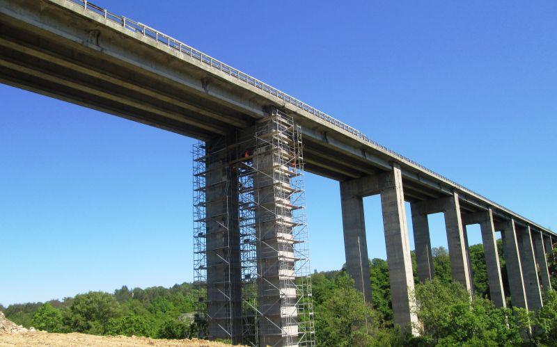 следващата седмица моста край с. Писанец