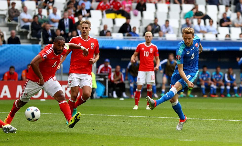 Евро 2016 - Уелс - Словакия