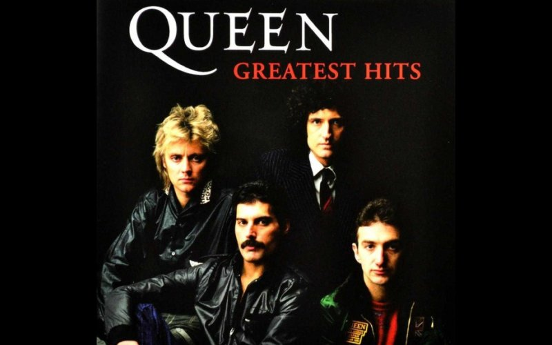 Queen's 'Greatest Hits'
