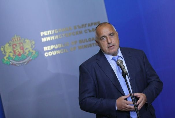 Борисов ще подаде оставка