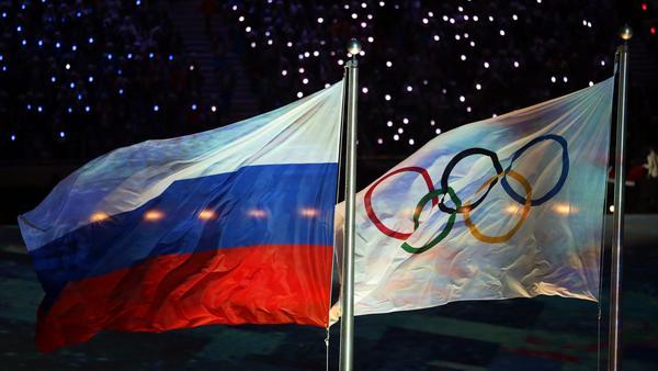 Русия от Олимпиадата