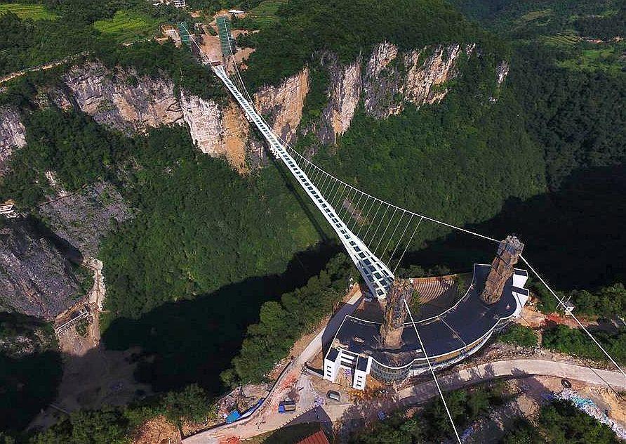 Стъклен мост