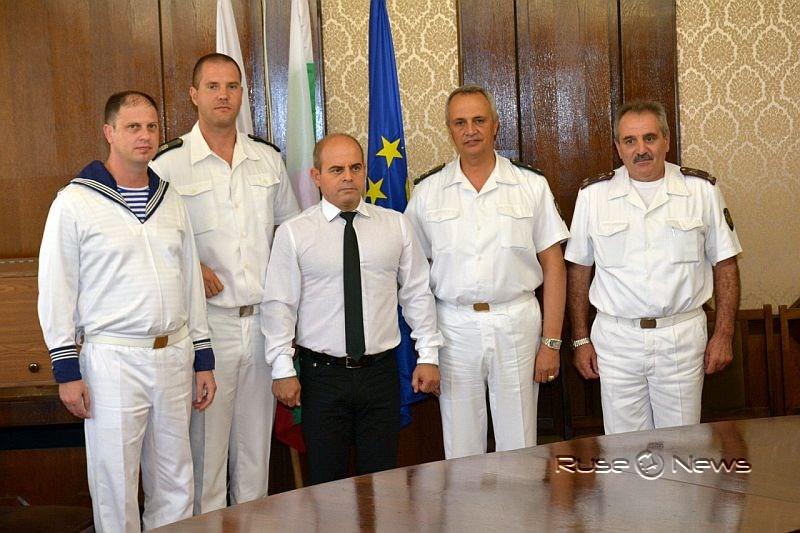 3-ма моряци