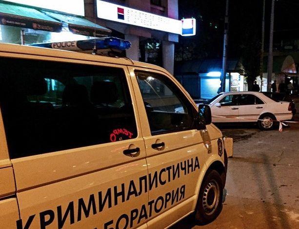 Въоръжени обраха инкасо автомобил