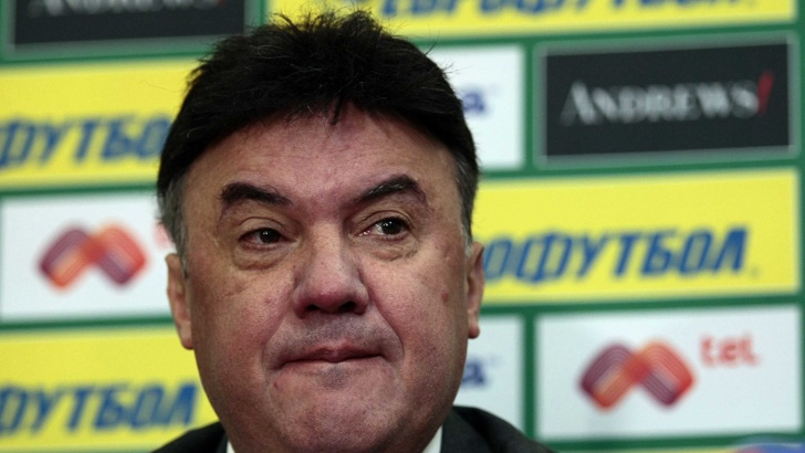 Борислав Михайлов вече не е