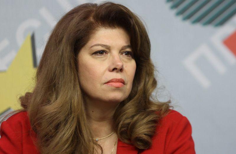 евродепутатът Илияна Йотова