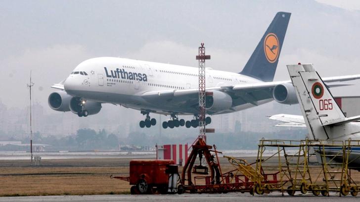 Най-големият пътнически самолет