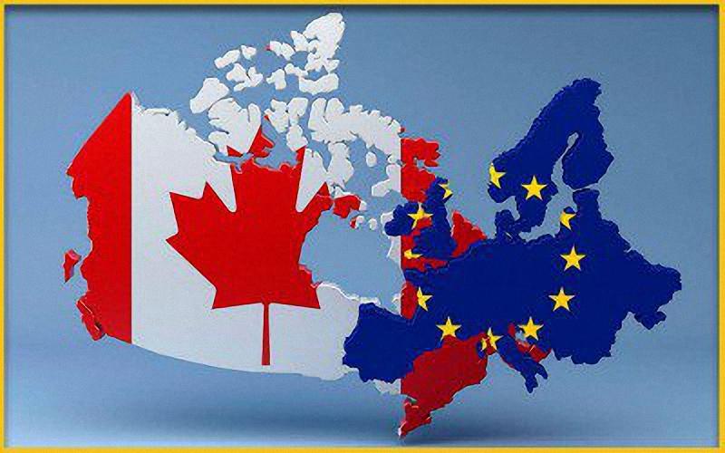 Европейският съюз и Канада