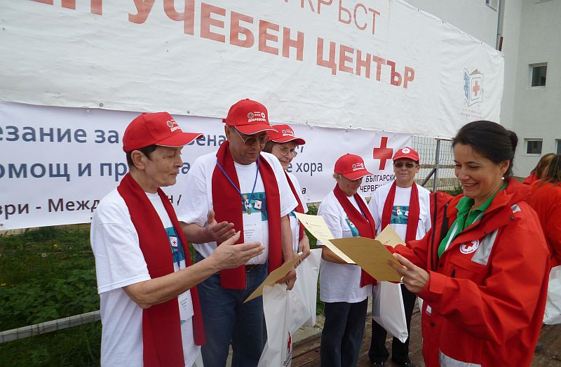 Русенските доброволци
