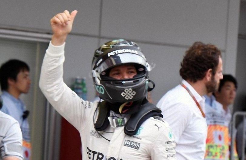 Нико Розберг напуска Формула 1