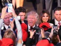 Доналд Тръмп е 45-ия президент