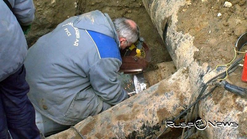 Планови ремонти оставят Русе три дни без топла вода