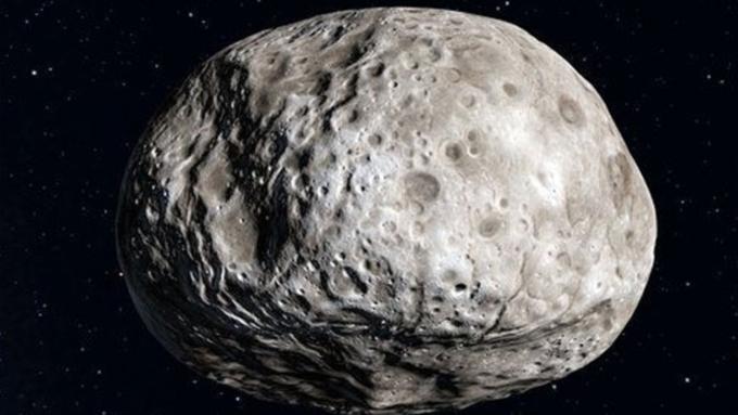 Гигантски астероид