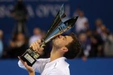 Григор Димитров триумфира на Sofia Open