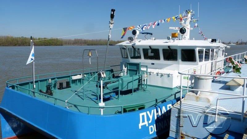 "Еврокоординатор кръсти ""Дунав"" 1, догодина чакаме ""Дунав"" 2"