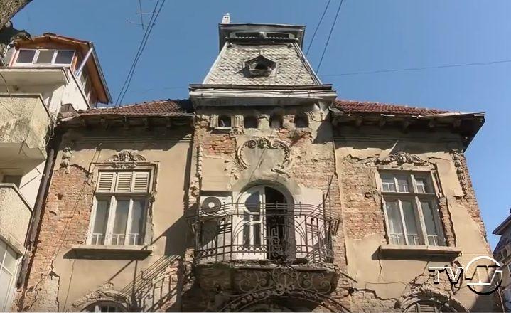 Къща, паметник на културата