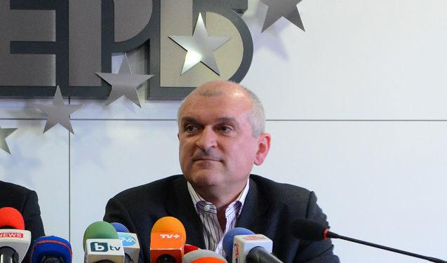 Димитър Главчев ще бъде предложен от ГЕРБ