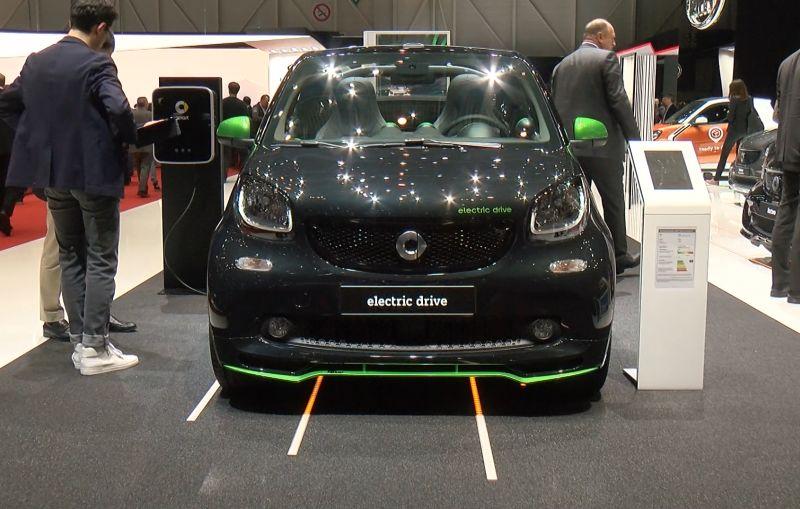 возила, задвижвани от електрическа енергия