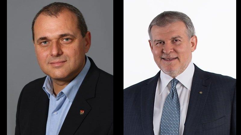 "Двама русенци в кабинета ""Борисов 3""?"