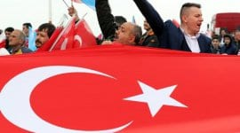 Избирателите в Турция избраха страната