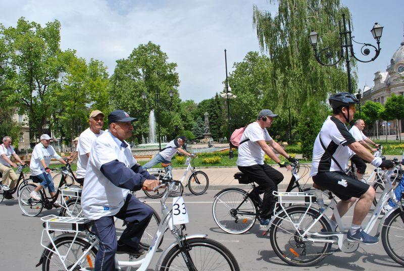 Двудневна обиколка с електрически велосипеди