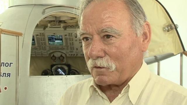 Първият български космонавт Георги Иванов