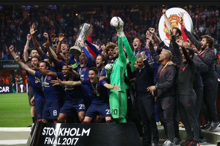 Манчестър Юнайтед спечели турнира Лига Европа