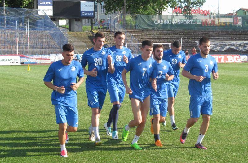 """""""Дунав"""" се събира за подготовка за новия сезон"""