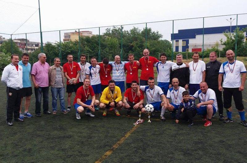 ВиК Русе спечели работническото първенство