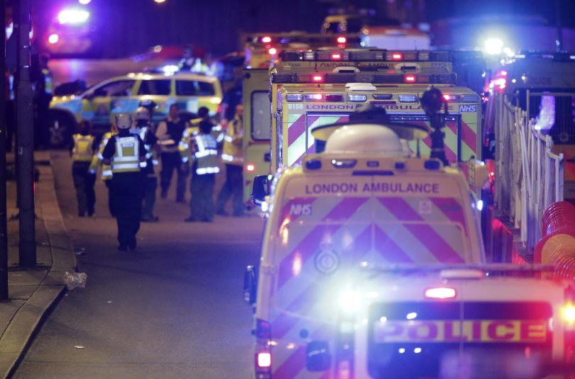 Нови терористични атаки в Лондон