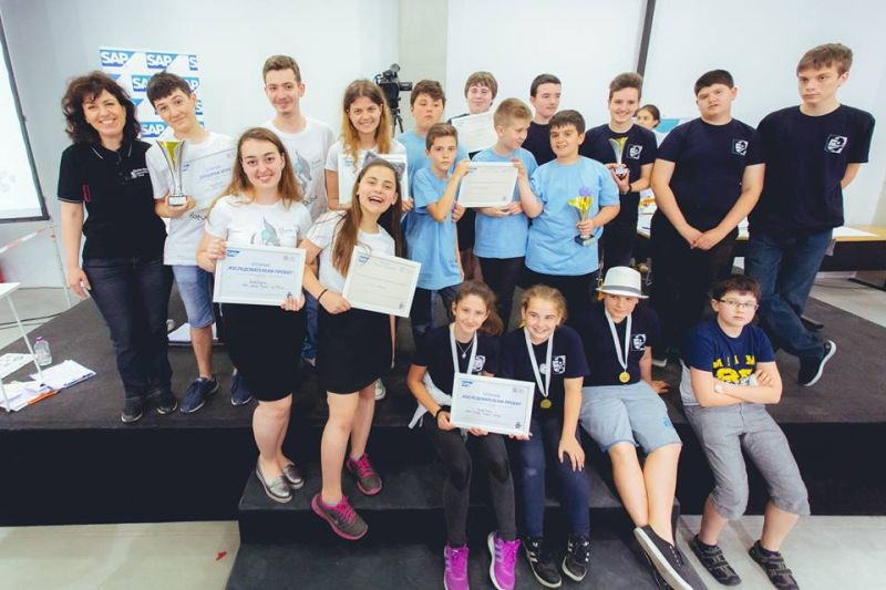 Наградите на Фестивала на роботиката