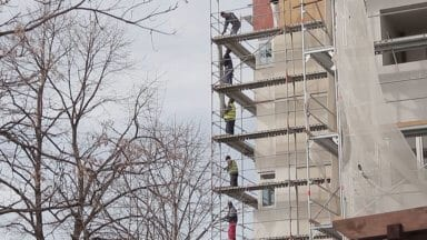 Приключва безплатното саниране на блокове в Русе